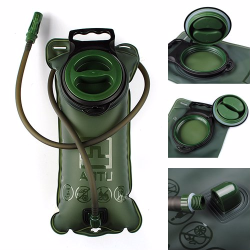 2L Survival water bag