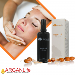 Arganlife 100% Onbewerkte Arganolie - Eerste perssing-2-pack