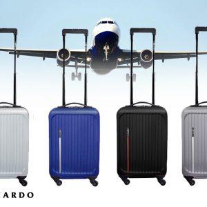 Leonardo handbagagekoffer - 53 cm