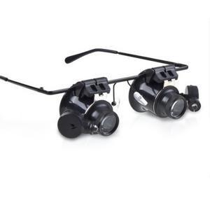 Horlogemakersloepbril met LED