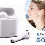 In-Ear draadloze bluetooth oordopjes