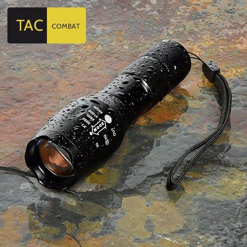 TAC Combat 1600lm zaklamp