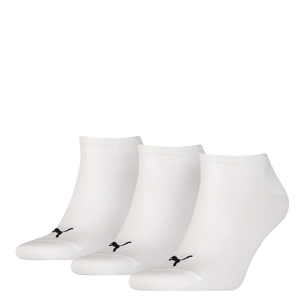 Puma sokken invisible wit 3-pack-43-46