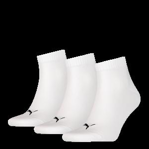 Puma sokken halfhoog wit 3-pack-39-42