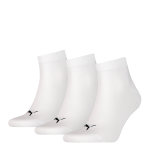Puma sokken halfhoog wit 3-pack-43-46