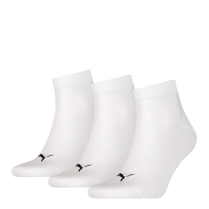 Puma sokken halfhoog wit 3-pack-47-49