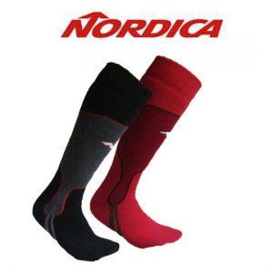 2 paar Skisokken Nordica