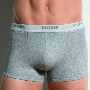 Sloggi Men Basic Short Grijs