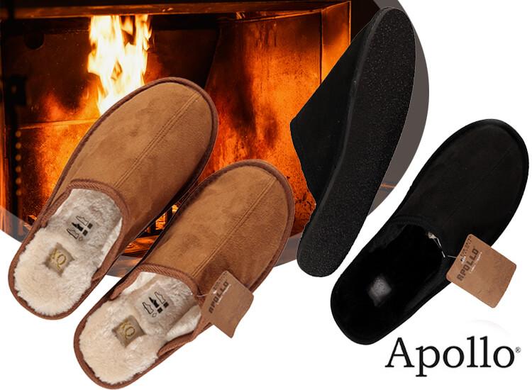 Apollo Pantoffels voor Dames en Heren - Zacht