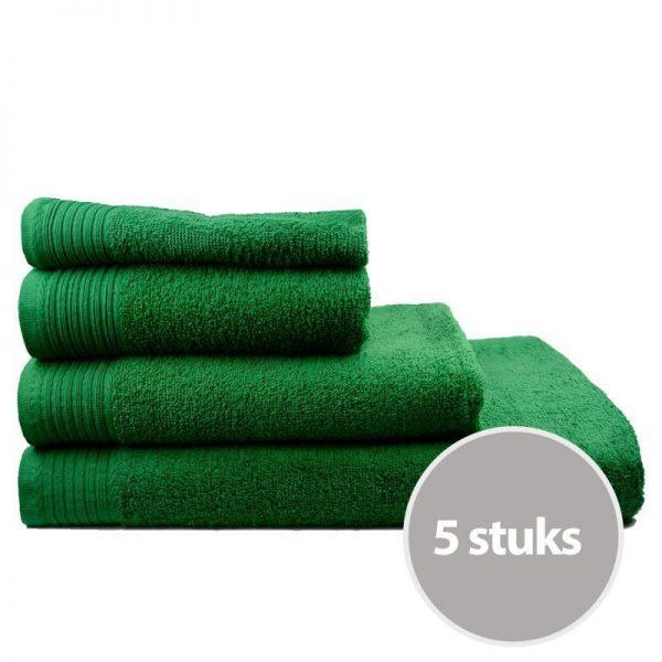 the-one-handdoek-groen